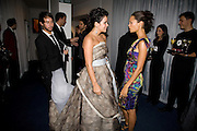 LILY ALLEN; THANDIE NEWTON, GQ 2008 Men of the Year awards. Royal Opera House. Covent Garden. London. 2 September 2008 *** Local Caption *** -DO NOT ARCHIVE-© Copyright Photograph by Dafydd Jones. 248 Clapham Rd. London SW9 0PZ. Tel 0207 820 0771. www.dafjones.com.