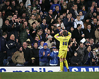 Photo: Lee Earle.<br /> Chelsea v Colchester United. The FA Cup. 19/02/2006. Colchester's Mark Yates after going close.