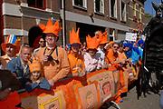 Koninginnedag 2007 in 's Hertogenbosch / Queensday 2007 in the city of 's Hertogenbosch