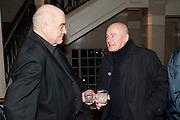 PAUL HENSLEY; DAVID FIELD, Wallpaper Design Awards 2012. 10 Trinity Square<br /> London,  11 January 2011.