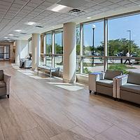 Edna Owens Braest Center Lobby 02 - Calhoun, GA