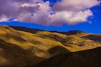 Landscape near Qonggyai,  Tibet (Xizang), China.