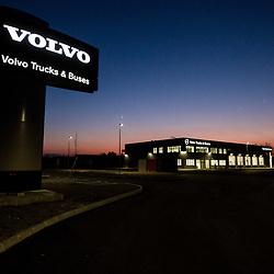 20171215: SLO, Buildings - Volvo Trucks in Sneberje