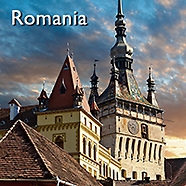 Pictures & Images of Romania. Photos of Romanian Historic & Landmark Sites