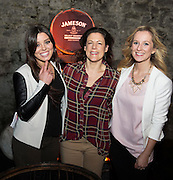Team Burrell at the  Jameson The Black Barrel Craft Series  at Old printing works, Market Street with music by Corner boy.  Photo:Andrew Downes