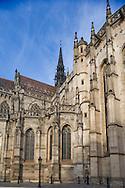 St Elizabeth's Cathedral (Dom Sv Alzbety), Kosice, European Capital of Culture 2013, Slovakia (11 November 2012)