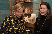 TARA FAGILIO; VICTORIA FIELD, Launch of The Happy Kitchen: Good Mood Food, by Rachel Kelly and Alice Mackintosh. Squirrel, South Kensington. London. 31 January 2017