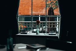 """THEMENBILD - Fruehstueckstisch im Restaurant """"Appoline"""", aufgenommen am 02.01.2019, New Orleans, Vereinigte Staaten von Amerika // breakfast table in the restaurant """"Appoline"""", New Orleans, United States of America on 2019/01/02. EXPA Pictures © 2019, PhotoCredit: EXPA/ Florian Schroetter"""