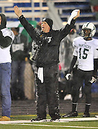 Elyria Catholic at Midview varsity football on October 19, 2012. Images © David Richard and may not be copied, posted, published or printed without permission.