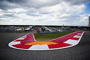 September 16-18, 2015 Lamborghini Super Trofeo, Circuit of the Americas: Circuit of the Americas turn 1 track detail