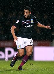 Aston Villa's Neil Taylor