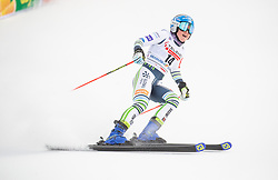 Meta Hrovat (SLO) during 2nd Run of Ladies' Giant Slalom at 57th Golden Fox event at Audi FIS Ski World Cup 2020/21, on January 17, 2021 in Podkoren, Kranjska Gora, Slovenia. Photo by Vid Ponikvar / Sportida