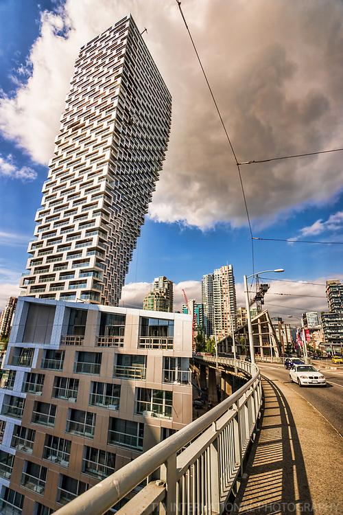 Vancouver House & Granville Bridge