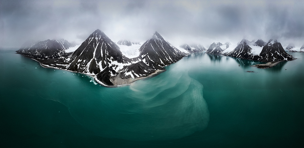 Magdalene Fjord, Spitsbergen