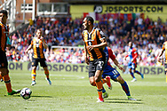 Hull City Midfielder Ahmed Elmohamady during the Premier League match between Crystal Palace and Hull City at Selhurst Park, London, England on 14 May 2017. Photo by Andy Walter.