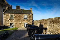 The Grand Battery at Stirling Castle, Scotland<br /> <br /> (c) Andrew Wilson | Edinburgh Elite media