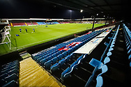 General View before the EFL Sky Bet League 2 match between Scunthorpe United and Bolton Wanderers at the Sands Venue Stadium, Scunthorpe, England on 24 November 2020.