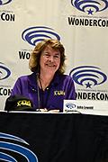 Julia Lewald at Wondercon in Anaheim Ca. March 31, 2019
