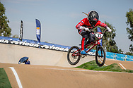 #22 (SMULDERS Merel) NED at Round 1 of the 2020 UCI BMX Supercross World Cup in Shepparton, Australia