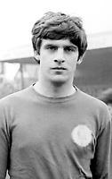 Peter Lorimer - Leeds United. 1962-78. Credit: Colorsport.