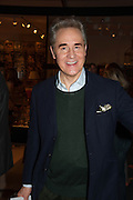 Peter York at the Opening of The LAPADA  Art and Antiques Fair. Berkeley Sq. London. 24 September 2013.