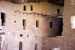 Mesa Verde National Park, Colorado Note: This image was originally produced on film and scanned to produce a digital file.  Some dust may be visible from that scan