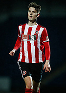 Callum Gribbin of Sheffield Utd during the Professional Development League  match at the Proact Stadium, Chesterfield. Picture date: 3rd February 2020. Picture credit should read: Simon Bellis/Sportimage