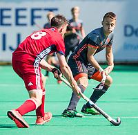 St.-Job-In 't Goor / Antwerpen -  6Nations U23 -  Yannick van der Drift (Ned) . Nederland Jong Oranje Heren (JOH) - Groot Brittannie .  COPYRIGHT  KOEN SUYK