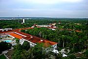 Manaus_AM, Brasil...Vista do Hotel Tropical, situado as margens do Rio Negro em Manaus, Amazonas...The view from the Tropical hotel, located in the Negro River shore in Manaus, Amazonas...Foto: JOAO MARCOS ROSA / NITRO