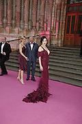 Dita von Teese, The Blush Ball, Natural History Museum, London<br />Breast Cancer Haven trust charity evening for the construction of a third Haven in North England. ONE TIME USE ONLY - DO NOT ARCHIVE  © Copyright Photograph by Dafydd Jones 66 Stockwell Park Rd. London SW9 0DA Tel 020 7733 0108 www.dafjones.com
