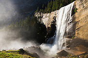 Vernal Fall, Yosemite National Park, California USA