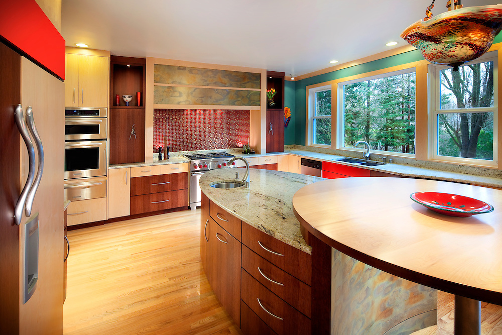 Granite Bay Craftsmen Remodel Residential architectural photography example of Chip Allen's work.
