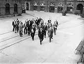 1958 - 17/05 British Railways and National Crew Board visit Guinness
