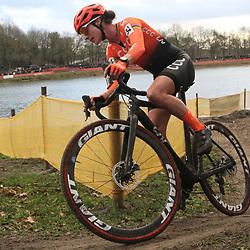 12-01-2020: Wielrennen: NK Veldrijden: Rucphen: Marianne Vos