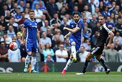 Cesc Fabregas of Chelsea in action - Mandatory byline: Jason Brown/JMP - 15/05/2016 - FOOTBALL - London, Stamford Bridge - Chelsea v Leicester City - Barclays Premier League