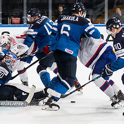 20170513: FRA, Ice Hockey - IIHF World Championship 2017, Norway vs Finland