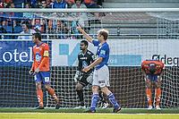 25.08.2013, Aafk v Start, Aalesund Colorline Stadion, Foto: Kenneth Hjelle Digitalsport,Markus Heikkinen,