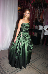 LADY GABRIELLA WINDSOR at the British Fashion Awards 2006 sponsored by Swarovski held at the V&A Museum, Cromwell Road, London SW7 on 2nd November 2006.<br /><br />NON EXCLUSIVE - WORLD RIGHTS