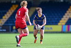 Zoe Bennion of Worcester Valkyries in action - Mandatory by-line: Craig Thomas/JMP - 23/09/2017 - RUGBY - Sixways Stadium - Worcester, England - Worcester Valkyries v Bristol Ladies - Tyrrells Premier 15s