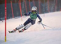 Nyquist Slalom race with Gunstock Ski Club.   ©2021 Karen Bobotas Photographer