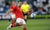 Fotball<br /> Norge<br /> 26.05.2012<br /> Norge v England 0:1<br /> Foto: Morten Olsen, Digitalsport<br /> <br /> Vadim Demidov - Norge