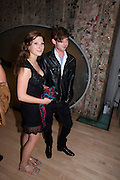 LUKE TREADWATER; STELLA TAYLOR, An evening at Sanderson to celebrate 10 years of Sanderson, in aid of Clic Sargent. Sanderson Hotel. 50 Berners St. London. W1. 27 April 2010 *** Local Caption *** -DO NOT ARCHIVE-© Copyright Photograph by Dafydd Jones. 248 Clapham Rd. London SW9 0PZ. Tel 0207 820 0771. www.dafjones.com.<br /> LUKE TREADWATER; STELLA TAYLOR, An evening at Sanderson to celebrate 10 years of Sanderson, in aid of Clic Sargent. Sanderson Hotel. 50 Berners St. London. W1. 27 April 2010