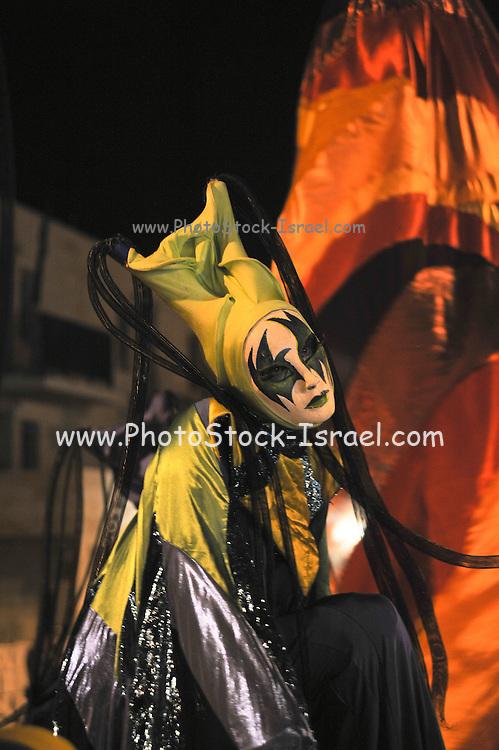 Israel, Acre, Theatre Festival September 2010