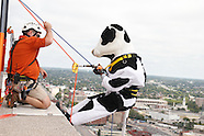 2014 - Over the Edge for Big Brothers Big Sisters at the KeyBank Tower in downtown Dayton