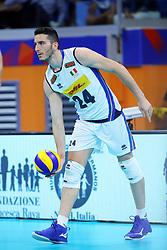 GIULIO PINALI  (ITALIA)<br /> ITALIA - ARGENTINA<br /> PALLAVOLO VNL VOLLEYBALL NATIONS LEAGUE 2019<br /> MILANO 22-06-2019<br /> FOTO GALBIATI -  RUBIN