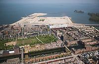 AMSTERDAM -   IJBURG .   Haveneiland,  COPYRIGHT  KOEN SUYK