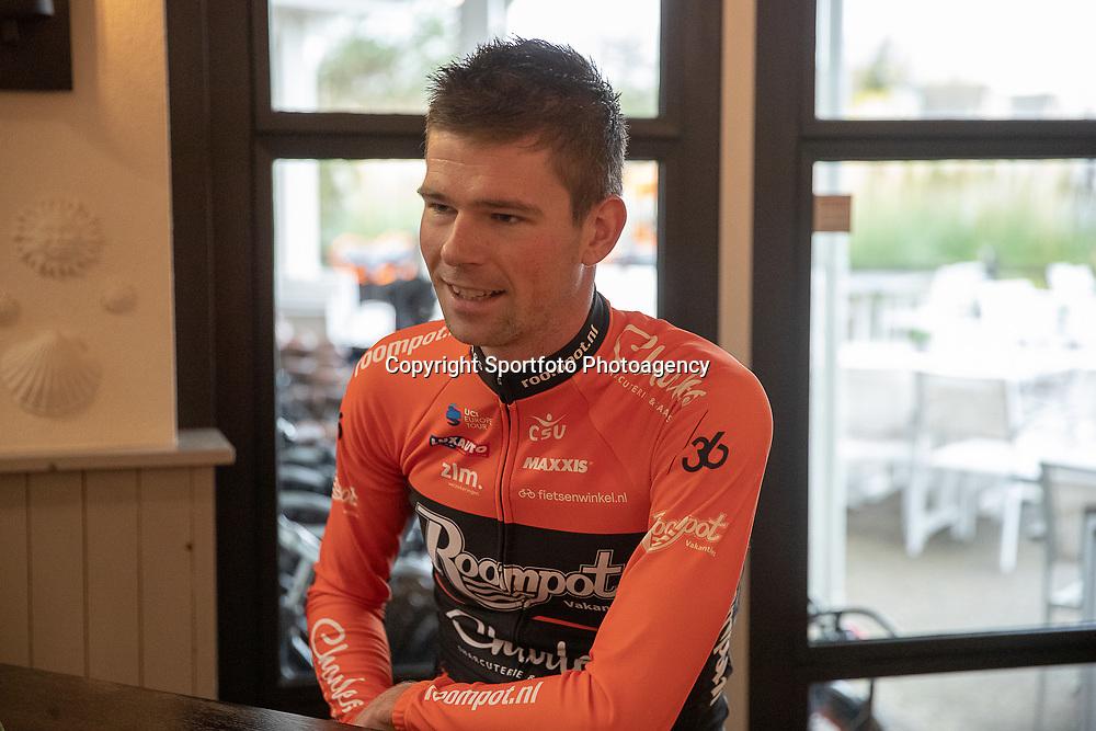 29-11-2018: Wielrennen: Team Roompot Charles: Kamperland <br /> Elmar Reinders
