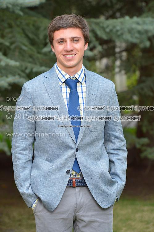 Vail Mountain School Prom Night; Watts Austin