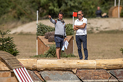 Rigouts marc, Archie Janus, BEL<br /> CCI2*-S Arville 20202<br /> © Hippo Foto - Dirk Caremans<br />  22/08/2020