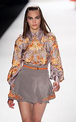 Carolina Herrera show  at  New York Fashion Week, Monday, 10th  September 2012. Photo by: Stephen Lock / i-Images